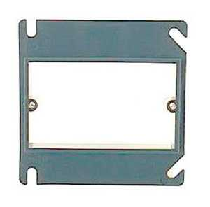 Thomas & Betts A410R-CAR 4 in Square 1-Gang Non-Metallic Box Cover
