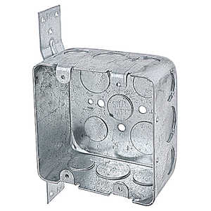 Thomas & Betts 2G4DV 1/2 3/4 2 Gang Drawn Style Outlet Box