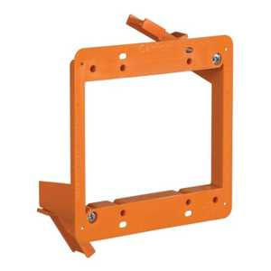 Thomas & Betts SC200RR 2 Gang Low Voltage Backless Bracket
