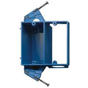 Thomas & Betts SC200DV 2 Gang Dual Voltage Outlet Box