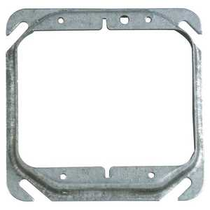 Thomas & Betts 52C17-25 Two Gang Square Device Cover