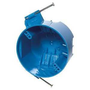 Thomas & Betts B520A-UPC 4 in Ceiling Box