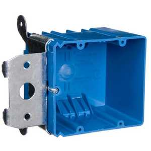 Thomas & Betts B234ADJ 2 Gang Adjustable Wall Box