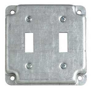 Thomas & Betts RS5-30 4 in Square Box Surface Cover