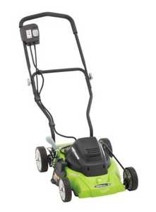 Earthwise 50214 14-Inch 8-Amp Corded Electric Mower