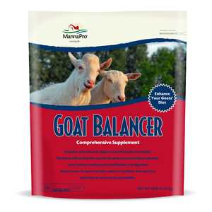 Manna Pro 0090062232 Goat Balancer 10lb