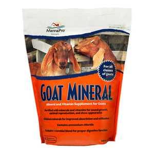 Manna Pro 0095600317 Goat Mineral 8lb