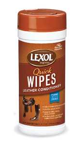 Manna Pro 0567005329 Lexol Leather Conditioner Wipes