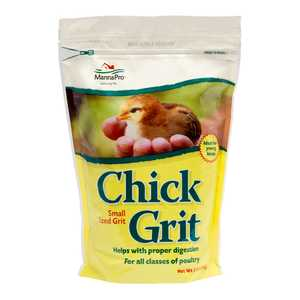 Manna Pro MPC806990236 5-Pound Small-Sized Chick Grit Poultry Supplement
