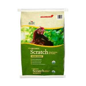 Manna Pro MPCP 0049600210 Organic Scratch Grains 10lb