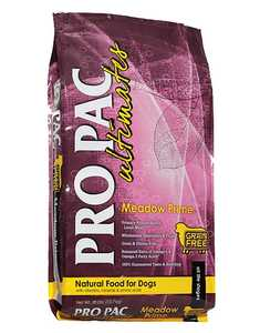 PRO PAC 1720028 Meadow Prime Dog Food 5lb