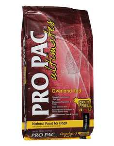 PRO PAC 1720038 Overland Red Dog Food 5lb