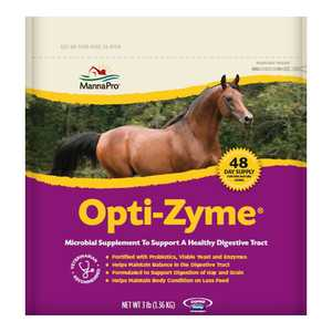 Manna Pro MPC 0099490338 Opti-Zyme 3lb