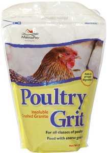 Manna Pro 08-0698-0150 Poultry Grit Supplement 5-Lb