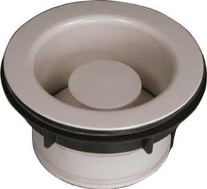 Waste King 1021 E-Z Mount Flange/StopperAlmond