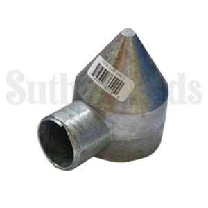 ADC Mfg. Co. 05002B Bullet Cap 2-3/8 1-Way