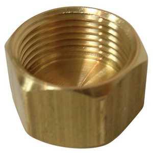 Watts LFA-105 3/8 in Od Compression Lead Free Brass Cap
