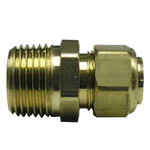 Watts LFA-221 1/2 in Od Compression X 1/2 in Mip - Lead Free