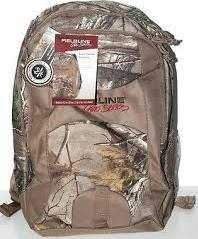 Outdoor Products FCB002FLP Fieldline Pro Series Black Canyon Backpack Camo Realtree Ap