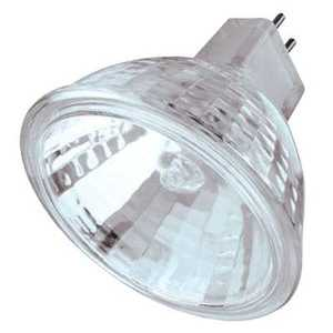 Westinghouse Lighting 455600 50 Watt Mr16 Halogen LowVage Flood Clear Lens Gu5.3 Base 12v Box