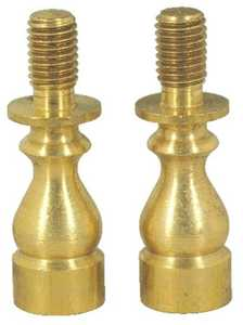 Westinghouse Lighting 7014000 Solid Brass Shade Risers, Pack of Two
