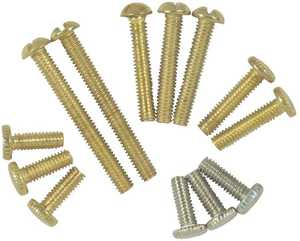 Westinghouse Lighting 7015600 13 Assorted Screws