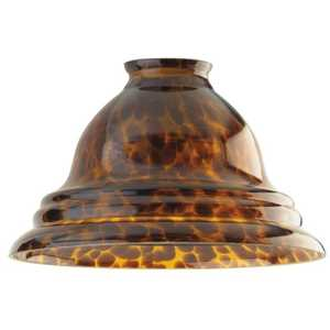 Westinghouse Lighting 8137500 Tortoise Glass Pendant Shade