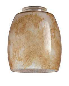 Westinghouse Lighting 8140700 Handblown Garden Moss Glass Shade