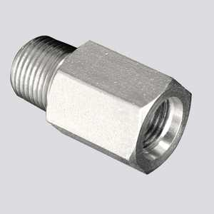 Apache Hose and belting 39038964 1/2 In Female O-Ring Boss X 3/8 In Male Pipe Thread Hydraulic Adapter