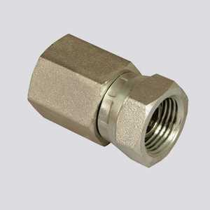 Apache Hose and belting 39004800 1/2 In Female Pipe Thread X 1/2 In Female Pipe Thread Swivel Hydraulic Adapter