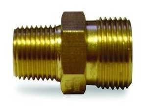 Apache 44048730 3/8-Inch Npt Male Metric And Npt Male Pipe Thread Adapter
