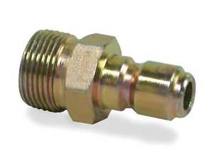 Apache Hose and belting 99030671 Male Metric X Quick Disconnect Plug