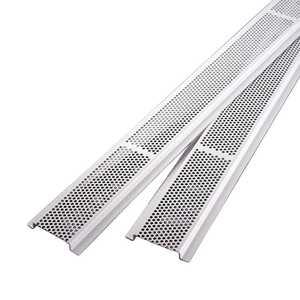 DOT METAL PRODUCTS CEV8M Aluminum Soffit Strip 23/4 x 8 ft