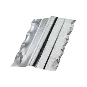 DOT METAL PRODUCTS 15636 Corrugated Ridge Roll 21/2x10