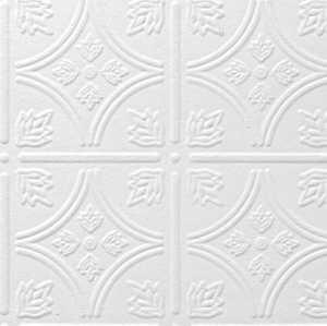 Armstrong BP1240 Tintile 12x12 Ceiling Tile 40 Piece