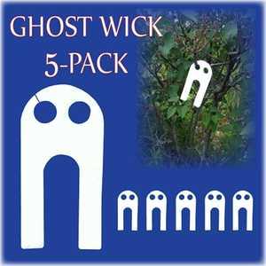 ANTLER ICE, LLC AI0006 Ghost Wick 5pk