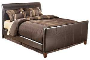 Signature Design By Ashley B465/81/96 Stanwick Queen Upholstered Bed