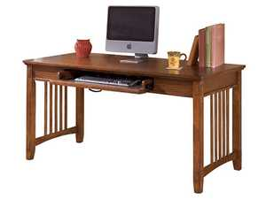 Signature Design By Ashley H319-44 Cross Island 60-Inch Home Office Desk