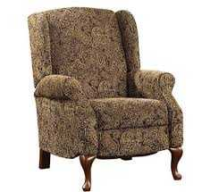 Signature Design By Ashley 2800326 Nadior Paisley High Leg Recliner