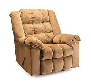 Signature Design By Ashley 9490125 Gladwell Brown Rocker Recliner