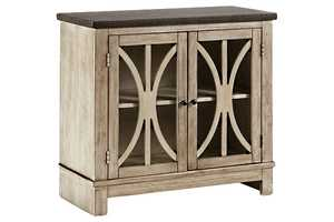 Signature Design By Ashley T500-332 Vennilux Accent Cabinet
