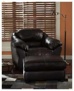 Signature Design By Ashley 4931320 Optima Mocha Chair