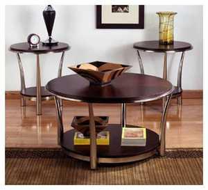 Signature Design By Ashley T187-13 Eldridge Accent Table Set