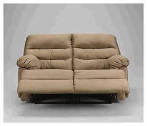 Signature Design By Ashley 1485386 Reclining Love Seat Durapella Cocoa