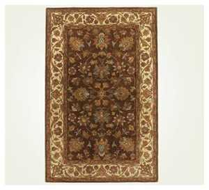 Signature Design By Ashley R086002 Rug Sarah Homestead 5 ft X 7 ft 9 in