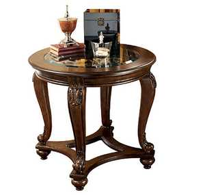 Signature Design By Ashley T499-6 Norcastle End Table