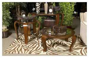 Signature Design By Ashley T590-8 Round End Table