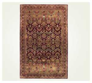 Signature Design By Ashley R009002 Rug Padina Wine
