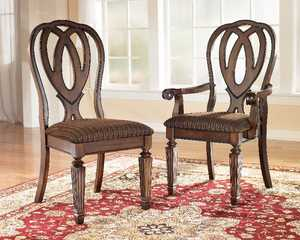 Signature Design By Ashley D527-01 Hamlyn Upholstered Side Chair (Set Of 2)