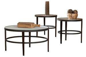 Signature Design By Ashley T120-13 Romy Occasional Table Set